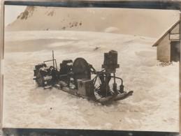 Mission CHARCOT Authentique Traineau Automobile (RARE) Expédition Antartique 1908/1910 - Photo Grand Reporter  M BRANGER - Cars