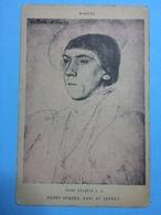 H. HOLBEIN L J-HENRY HOWARD.EARL OF SURREY- WINDSOR - Cartes Postales