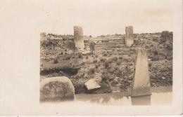 Le Grand Escalier à Tiahuanaco - Carte-photo - 1928 - Bolivia