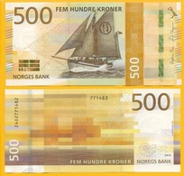 Norway 500 Kroner P-new 2018 UNC - Noorwegen