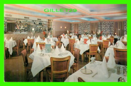 QUÉBEC - MARINO RESTAURANT LTD -  A VIEW OF THE MAIN DINING ROOM - W. SCHERMER - - Québec - La Cité