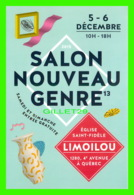 LIMOILOU, QUÉBEC - SALON NOUVEAU GENRE, 2015 - ÉGLISE SAINT-FIDÈLE - - Québec - La Cité