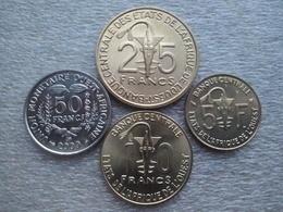 West African States 5 - 50 Francs UNC - Monnaies