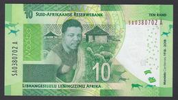South Africa - 10 Rand - MANDELA Centenary 1918-2018   - UNC - Sudafrica