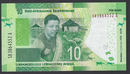 South Africa - 10 Rand - MANDELA Centenary 1918-2018   - UNC - Afrique Du Sud