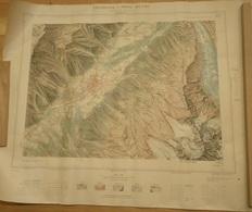 Carte IGN Chamonix - Mont-Blanc - La Flégére - La SAVOIE - 74 - Europe