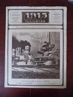1914 Illustré N° 25 Héligoland - Ans - Zeebrugge - Humbeek - Handzaam... - Livres, BD, Revues