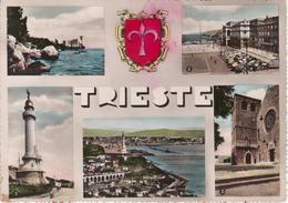 TRIESTE Castello Di Miramare - Piazza Unità - Faro Della Vittoria - Panorama - San Giusto - Trieste