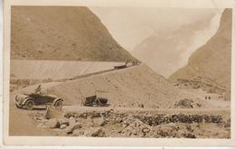 La Paz - Ferrocarril - 1927 - Fot. Pierola La Paz - Voitures De Tourisme