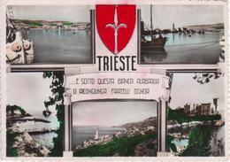 TRIESTE Vedutine Con Alabarda - Trieste