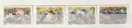 Cook Islands Cook Islands 2005 W.W.F. Tropic Birds (4) UM - Cook Islands