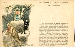 HISTOIRE D UN CRIME   PAR COUTURIER    N°  5 - Satiriques
