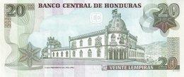 HONDURAS P.  93a  20 L 2006 UNC - Honduras