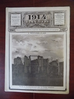 1914 Illustré N° 17 Westende-Plage Belle-Vue Palace - Hôtel Majestic Ostende - Prisonniers à Oldenzaal ... - Livres, BD, Revues