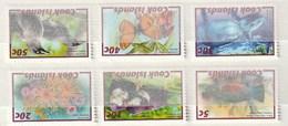 Cook Islands 2007 Set Of 6 Wildlife (L.Value) UM - Cook Islands