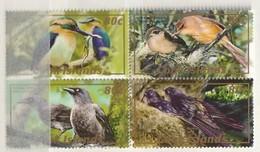 Cook Islands 2007 Wildlife-Birds [80c](4)BLOCK UM - Cook Islands