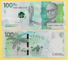 Colombia100000 (100,000) Pesos P-463 2014 UNC - Colombie