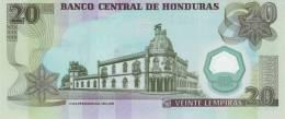 HONDURAS P. 95 20 L 2008 UNC - Honduras