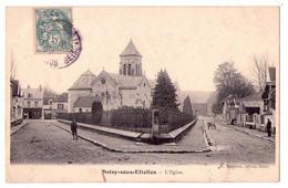 3174 - Soisy Sous Etiolles ( 91 ) - L'Eglise - H.Panchon à Soisy - - - Autres Communes