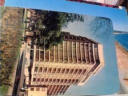 MESSICO  CITTA  Del MEXICO HOTEL CONTINETNAL STAMP TIMBRE  SELO AEREO 1,20 + 15 CT 1961 GX5636 - Messico