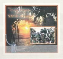 Cook Islands 1238 S/STorch Bearer SheetNH - Cook Islands
