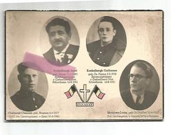 WO 16. COELMONT, CLEMENT / KOEKELBERGH JOZEF En GUILLAUME / MOMBERS LOUIS - Wereldoorlog 2 - + 1940/41 - Images Religieuses