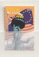 Cook Islands 1265United We StandNH - Cook Islands