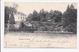 CPA SUISSE Chateau De Lancy - GE Genf