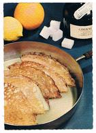 CPM Recette De Cuisine : Crêpes Suzette - Texte En Néerlandais - Nederlandse Tekst - Recipes (cooking)