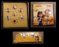 Coffret Pasquier 7 Feves Le Petit Prince Avec Sa Couronne - Cartoons
