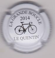 Capsule Champagne RICCIUTTI John-Charles( 6 ; La Grande Boucle 2014 LE QUENTIN ) {S46-18} - Champagne