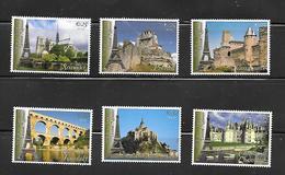OA 8624 / NATIONS UNIES VIENNE 2006 / ** Patrimoine Mondial : France - Centre International De Vienne