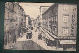 CPA (It.) Trieste - Corso - Trieste