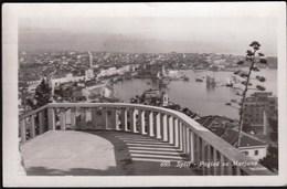Croatia Split 1939 / Pogled S Marjana / Luka, Ships - Croatia