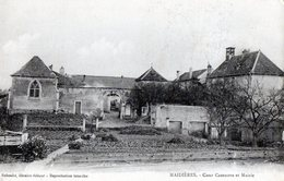 54 - Maidieres Cour Casenove Et Mairie - France