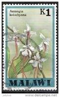MALAWI 1979 Orchids 1k Used - Malawi (1964-...)