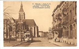 VILVORDE  Avenue De Schaerbeek   ( Tram ) - Vilvoorde