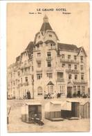 KNOKKE    ZOUTE SUR MER  Le Grand Hotel - Knokke