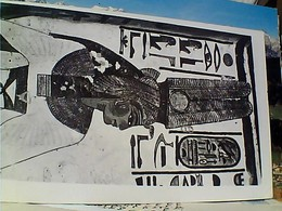 EGITTI EGYPT THEBES  TOMB QUEEN NEFERTARI STAMP TIMBRE  SELO 5 M + 35 M GX5639 - Musei
