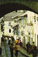 AK Quito - El Colonial Arco De La Ronda  (37628) - Ecuador