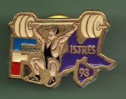HALTEROPHILIE *** MISS ISTRES 93 *** 0085 - Weightlifting