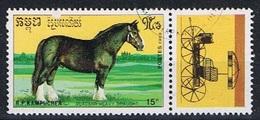 Kampuchea Y/T 878E (0) - Kampuchea