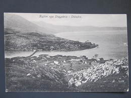 AK SHKODRA 1917 Feldpost //  D*35006 - Albanien