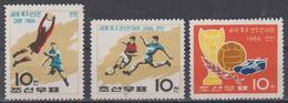 NORTH KOREA 1966 FOOTBALL WORLD CUP - Copa Mundial