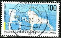 BRD - Mi 1783  - OO Gestempelt  (C) - 100Pf                   Technische Uni Braunschweig - [7] République Fédérale