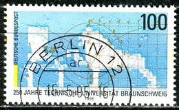 BRD - Mi 1783  - OO Gestempelt  (E) - 100Pf                   Technische Uni Braunschweig - [7] République Fédérale
