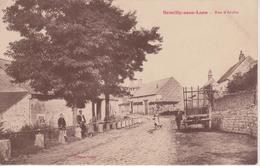 02 - SEMILLY SOUS LAON - RUE D'ARDON - France