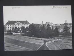 AK STOCKERAU B. Korneuburg 1918 Feldpost  //  D*35022 - Stockerau