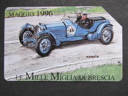 ITALIA SIP - 3361 C&C 270 GOLDEN - PRIVATE PUBBLICHE - MILLE MIGLIA 1996 - USATA - Private-Omaggi