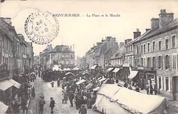 14 - Isigny-sur-Mer - Place Du Marché - Frankrijk